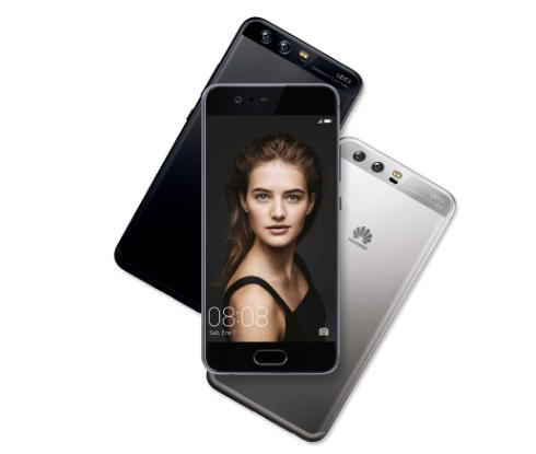 Nuevo smartphone Huawei P10 presentado en el MWC17