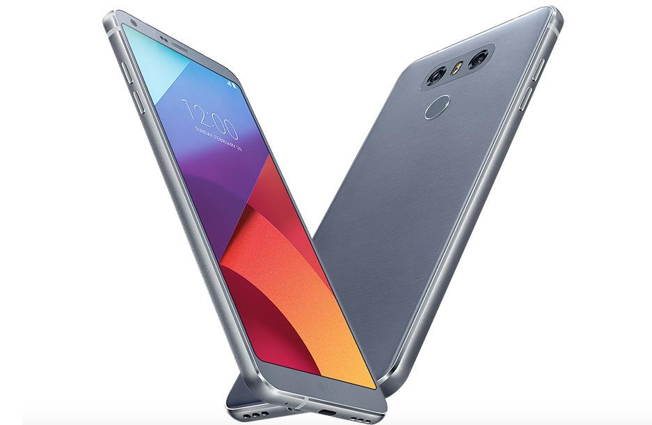 Nuevo smartphone LG G6 presentado en el MWC17