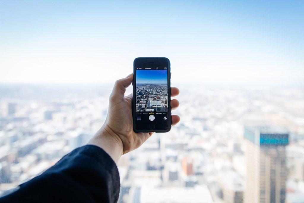 Uso del teléfono móvil y ranking de países
