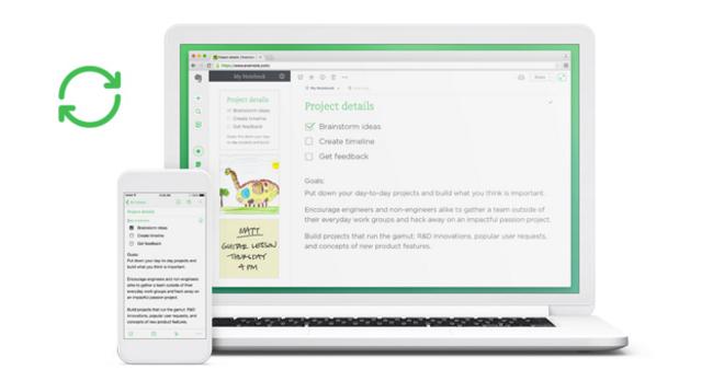 aplicaciones productivas-evernote-blog de movetia.com