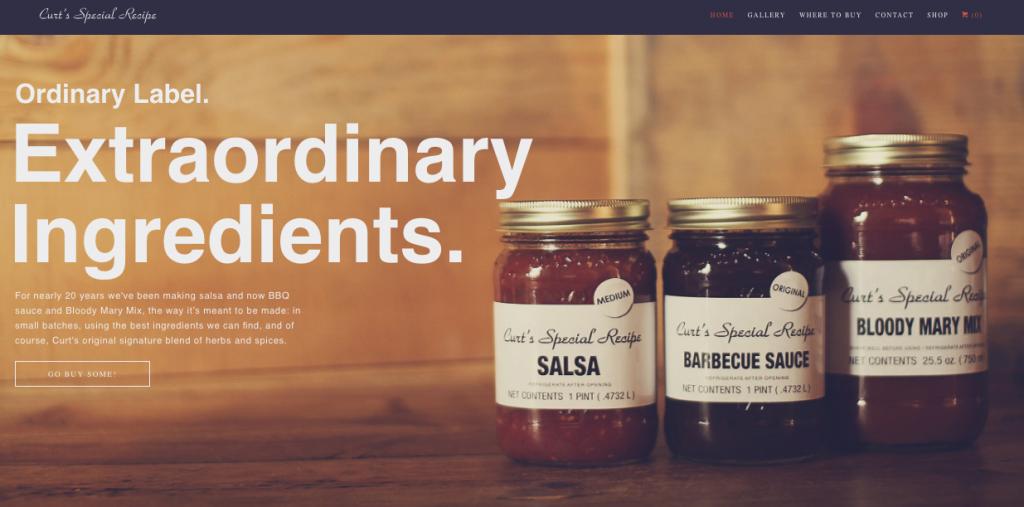 diseño web fullscreen blog movetia