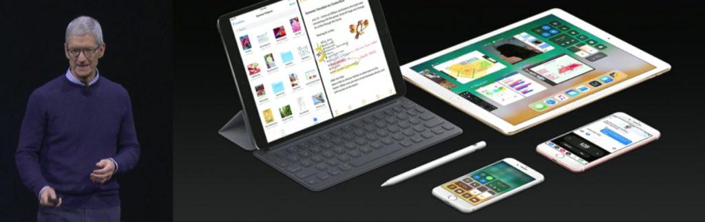 presentación Keynote de Apple WWDC17 - blog movetia