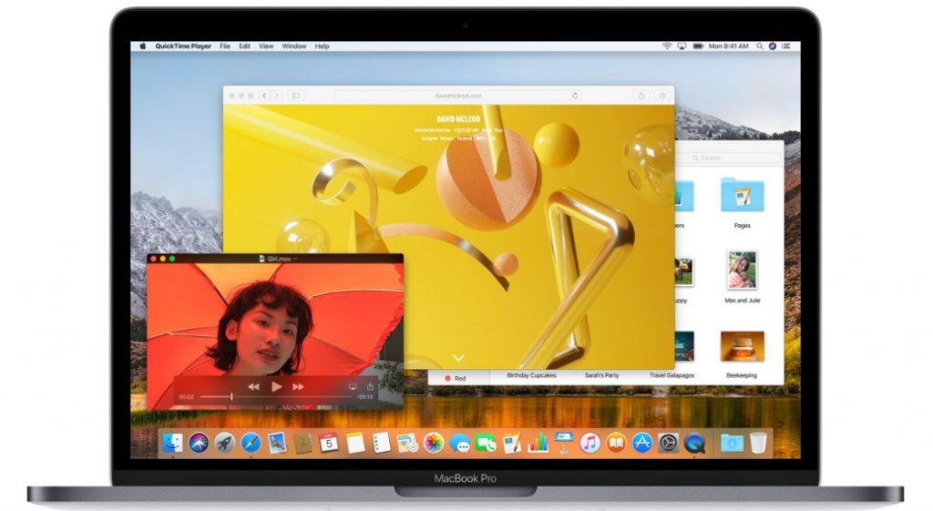 presentación MacOS HighSierra - blog movetia