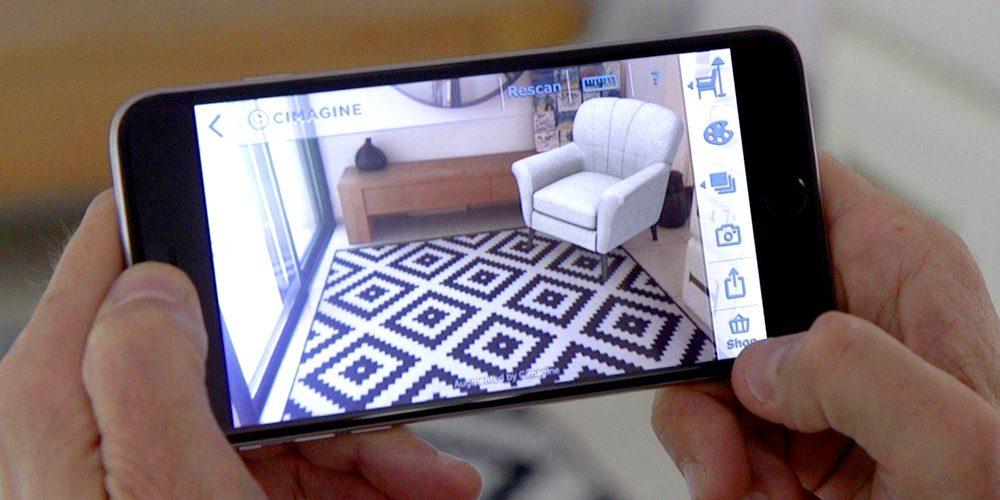 realidad aumentada aribnb con ARKit - blog movetia