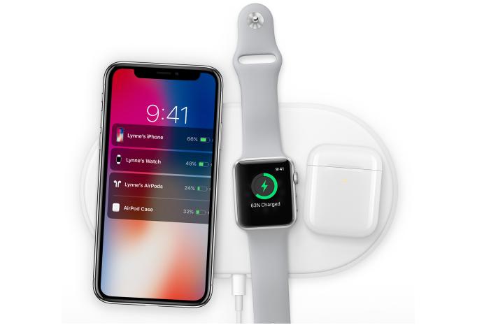 carga inalámbrica iPhone X - características iPhone X - blog movetia