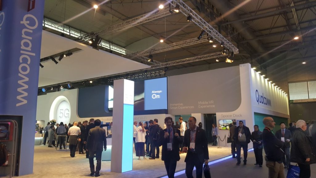 SK Telecom Mobile World Congress 2018 Fira Barcelona blog Movetia