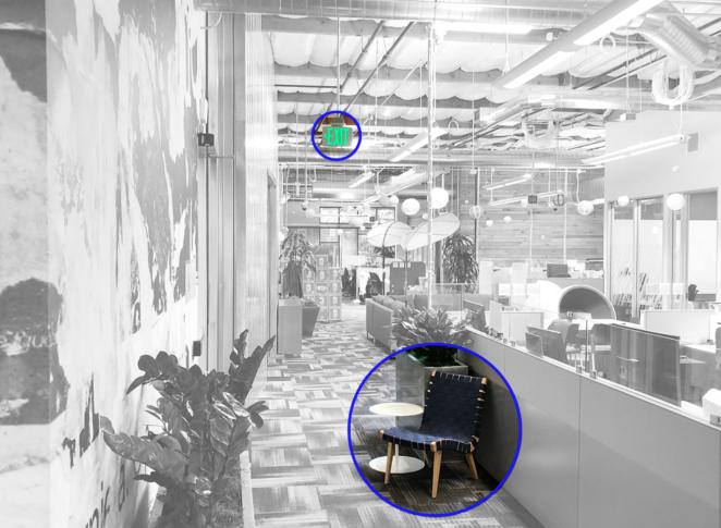 google lookout aplicaciones accesibilidad