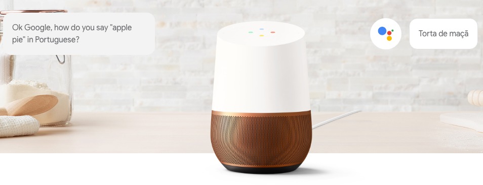 Google I/O17 google home blog movetia