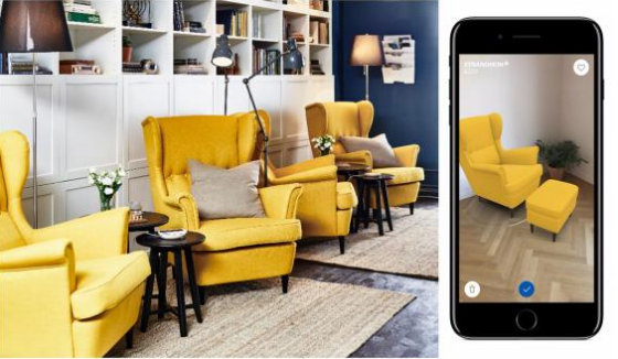 app realidad virtual ikea place - blog movetia