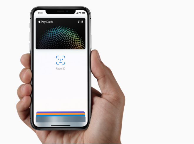 Apple Pay iPhone X - características iPhone X - blog movetia