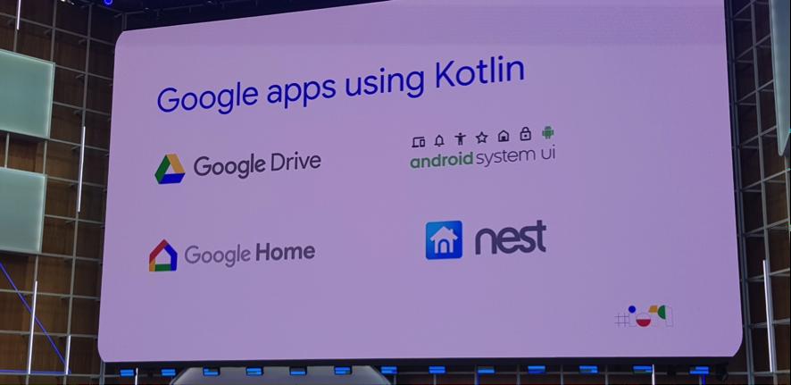 apps desarrolladas en kotlin