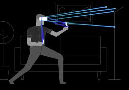 movimiento realidad virtual